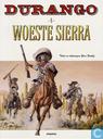 Comics - Durango - Woeste sierra