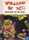 Comic Books - Mort & Phil - Paniek in de zoo