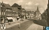 Markt met Stadhuis Culemborg