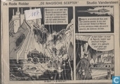 Bandes dessinées - Chevalier Rouge, Le [Vandersteen] - De magische scepter