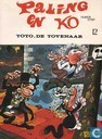 Comic Books - Mort & Phil - Toto, de tovenaar