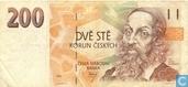 République tchèque 200 Korun