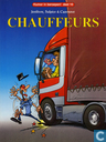 Comic Books - Humor in beroepen! - Chauffeurs