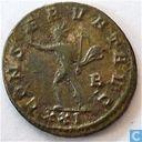Rome Empire romain d'empereur Probus antoninien 276 AD.