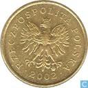 Polen 1 grosz 2002