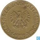 Poland 5 zlotych 1976