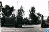 Legerplaats Ossendrecht, Ingang