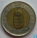 Hungary 100 forint 1996 (bimetallic)