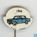 1964 Fiat 1300 [bleu]