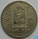 Schiedam 2,50 euro 1998 - De Vrijheid