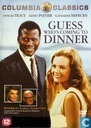 DVD / Vidéo / Blu-ray - DVD - Guess Who's Coming To Dinner