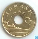 """Spanje 25 pesetas 1993 """"Pais Vasco"""""""
