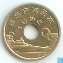 "Espagne 25 pesetas 1993 ""Pais Vasco"""