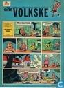 Bandes dessinées - Ons Volkske (tijdschrift) - 1974 nummer  6