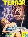 Strips - Terror - De Odyssee van een sadist