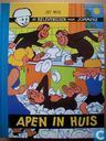 Comic Books - Jeremy and Frankie - Apen in huis