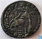 Roman Empire AE3 of the Emperor Constantius Gallus 354 A.D.
