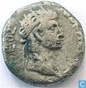 Tetradrachm of Roman Empire Emperor Nero 66-67 AD Chr.