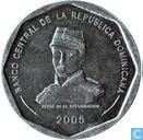 Dominican Republic 25 pesos 2005