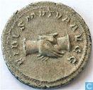 Romeinse Keizerrijk Antoninianus van Keizer Balbinus 238 n.Chr.