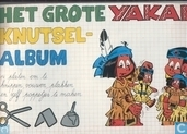 Comic Books - Yakari - Het grote Yakari knutsel-album