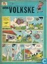 Bandes dessinées - Ons Volkske (tijdschrift) - 1972 nummer  36