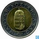 Hongarije 100 forint 2007