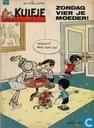 Bandes dessinées - 3A, Les avontures des - Kuifje 19