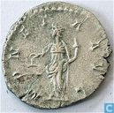 Roman Empire AD 262-265 Antoninianus of Emperor Postumus.