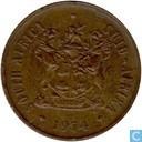 Zuid-Afrika 2 cents 1974