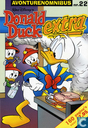 Comic Books - Donald Duck - Donald Duck extra avonturenomnibus 22