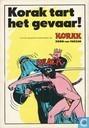 Strips - Daredevil - Durfal met: prins Namor en Spinneman!