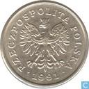 Poland 50 groszy 1991