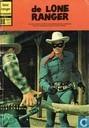 Strips - Jonge Havik - De Lone Ranger loopt in een hinderlaag die is opgezet door de man wiens leven hij heeft gered!