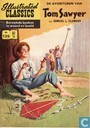 Comic Books - Tom Sawyer en Huckleberry Finn - De avonturen van Tom Sawyer
