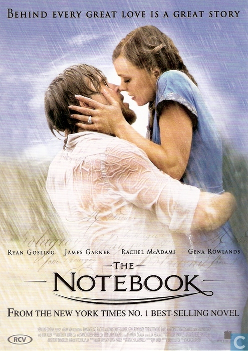 the notebook dvd catawiki