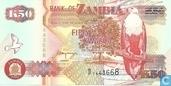 Zambie 50 Kwacha 1992 (P37b)