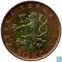 Czech Republic 50 korun 1993