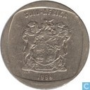 South Africa 1 rand 1999