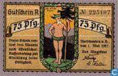 Nordhausen 75 Pfennig