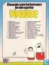"""Strips - Knudde - Knudde naar Dallas waarin opgenomen: """"Knudde en E.T."""""""