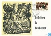 De volkstelling in Bethlehem