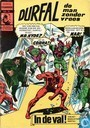 Bandes dessinées - Daredevil - In de val van het noodlottige drietal!