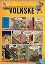 Bandes dessinées - Ons Volkske (tijdschrift) - 1972 nummer  51