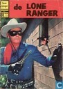 Comic Books - Jonge Havik - De Lone Ranger