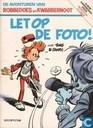 Strips - Robbedoes en Kwabbernoot - Let op de foto!