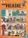 Comic Books - Ons Volkske (tijdschrift) - 1972 nummer  7