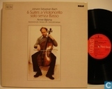 6 suiter a violoncello solo senza basso
