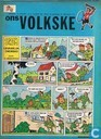 Comics - Ons Volkske (Illustrierte) - 1972 nummer  12