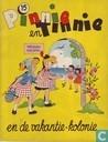 Comic Books - Pinnie en Tinnie - Pinnie en Tinnie en de vakantie-kolonie
